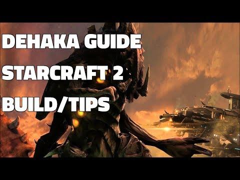 Starcraft 2: Dehaka Guide! Build Order, Skills/Abilities, Tips