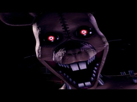 [JUMPSCARE WARNUNG!] FIVE NIGHTS AT CANDY'S 3 DEMO!