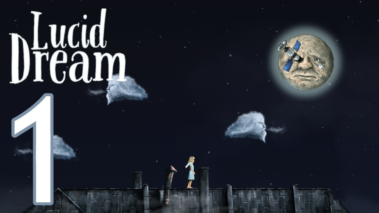 Lucid Dream Adventure - Gameplay Walkthrough Part 1 - Episode 1 (Android)