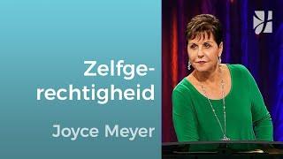Zelf-rechtvaardigheid brengt je niet verder – Joyce Meyer – God ontmoeten