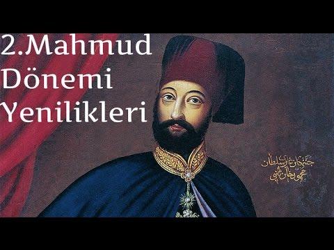 2.Mahmud Ve Modern Osmanlı /TARİHİNİ SEVEN ADAM