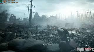 Battlefield 1 on Lenovo ideapad S540   GeForce GTX 1650 Max-Q   Intel Core i7-8565U [IdeaPad s540]