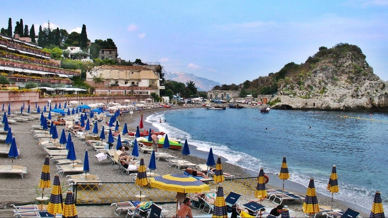 Taormina sicily italy youtube for Taormina sicilia