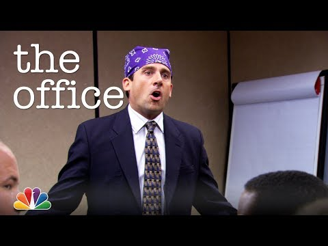 Prison Mike - The Office