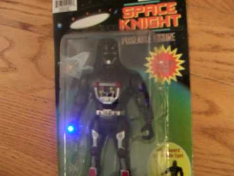 Space Knight A Mighty Star Wars Darth Vader Rip Off Toy