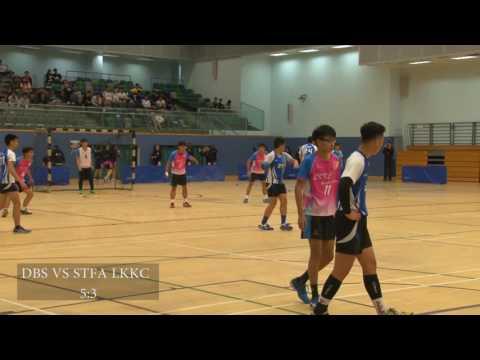 Jing Ying Handball Tournament DBS VS LKKC Final