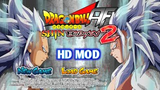 DOWNLOAD New HD Dragon Ball AF Shin Budokai 2 Mod