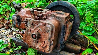 Fully Restoration Antique Diesel Engine | Restore and reuse old and rusty diesel engines