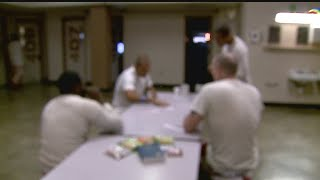 Overcrowded: A night in the Madison County Jail