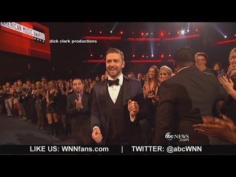 American Music Awards 2013: Winners, Performers