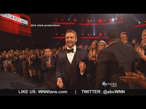 American Music Awards 2013: Winners, Performers