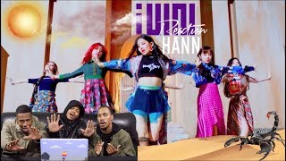 G I Dle 39 Hann Alone 39 Reaction First Timers