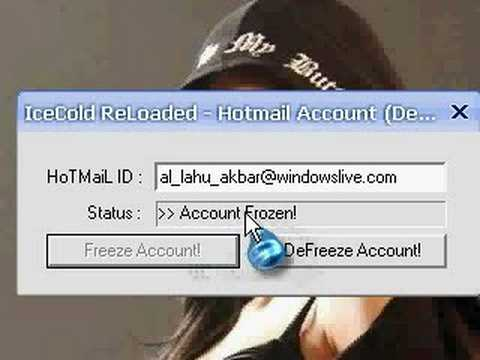 hotmail freezer