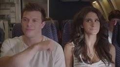 Astuce fantasmagorie dans un avion. . .