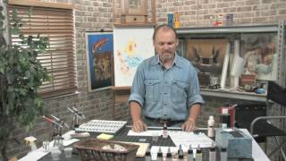 Differences In Transparent and Opaque Paint In Airbrushing With Dan Nelson