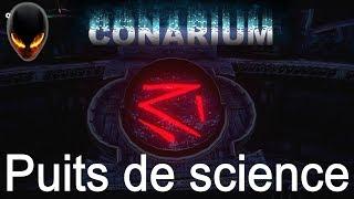 Conarium : Sharp as a Tack (symbol drawing puzzle) / Puits de science (énigme de traçage de symbole)