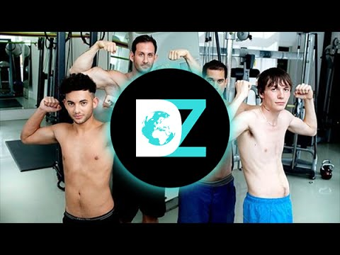 I Hate My Body Skinny Boys and Muscle Men [Complete Documentary]