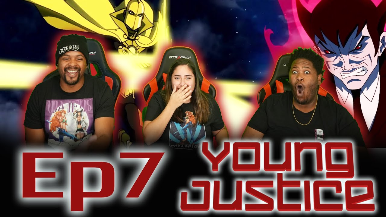 Download Dr Fate Isn't SO Nice..lol Young Justice Season 1 Episode 7 Reaction