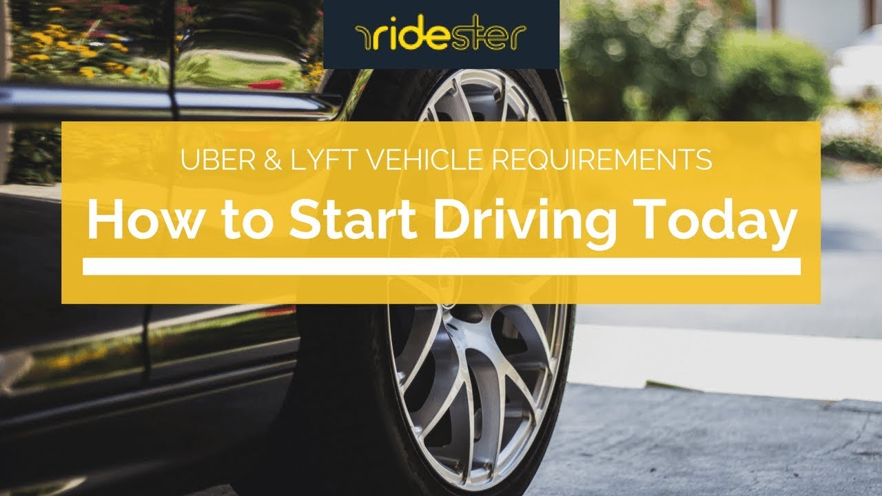 Uber Vehicle Requirements for 2019 | Rideshareapps