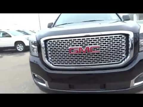 Stockton Auto Mall >> 2015 GMC Yukon Denali Heated and Cooled Leather Seats Stockton Auto Mall - YouTube