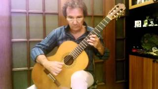 Colonel Bogey March - The River Kwai March (Classical Guitar Arrangement by Giuseppe Torrisi)