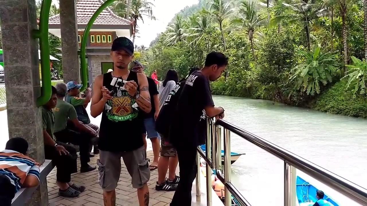 wisata sungai maron pacitan Wisata Terindah Di Pacitan Sungai Maron Pacitan YouTube