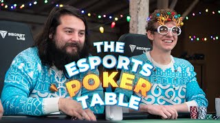 The Esports Poker Table - OFFICIAL TRAILER ft. Mang0. Fedmyster, Licorice and more!