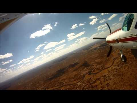 A day in the Life of a Botswana Bush Pilot