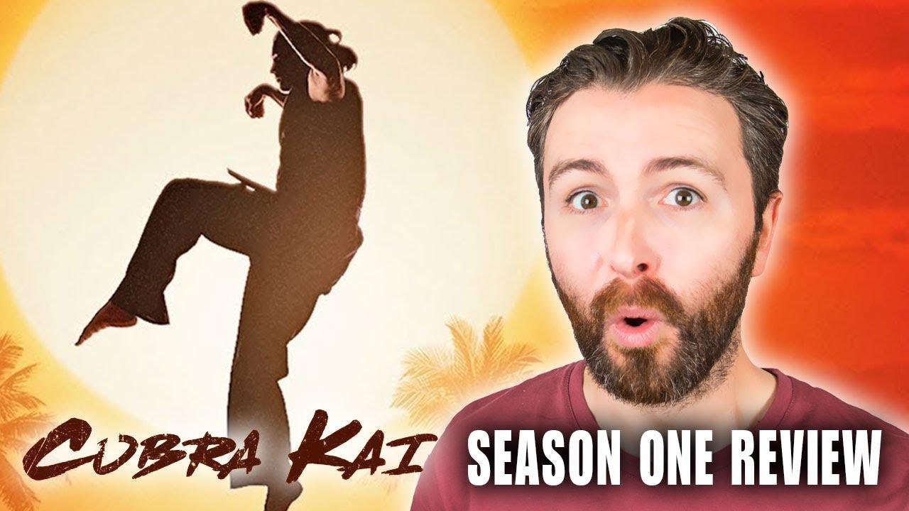 Cobra Kai - Season 1 Review