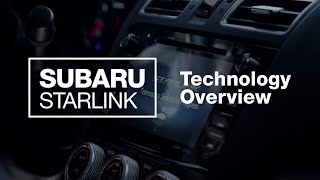 homepage tile video photo for SUBARU STARLINK Connected Benefits (2020 Updated)