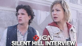 Silent Hill: Revelations - Cast Interview - NYCC 2012