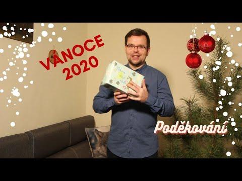 Vánoce 2020 - Poděkování z Vlčího doupěte