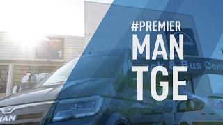 Asistimos a la premier de la nueva gama de furgonetas TGE de MAN
