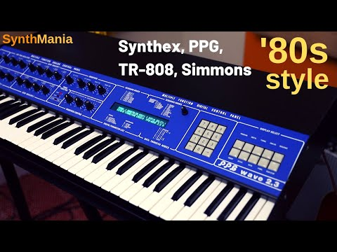 synthex,-ppg,-tr-808,-simmons