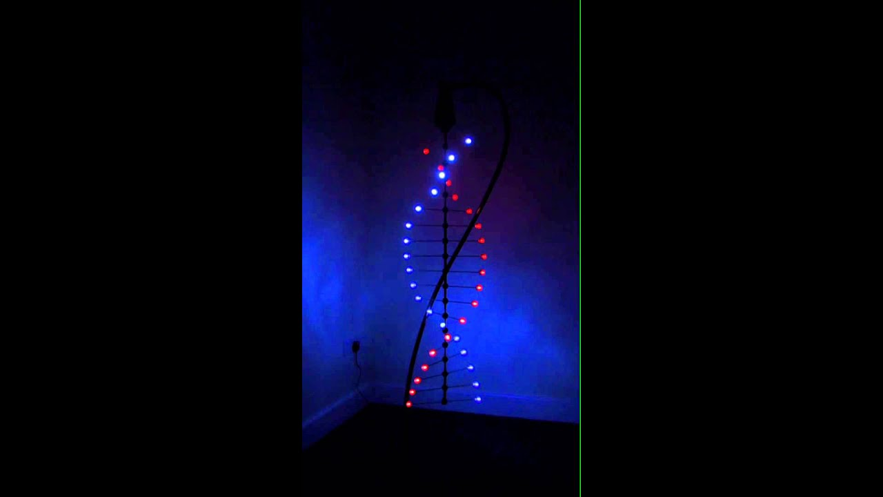 Thumbs Up  Spiral Helix  Original Dancing DNA Feature