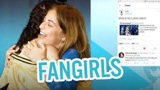 FANGIRLS! Halsey loves Jacob & Baby Ariel meets Noah Cyrus @ I Heart Radio