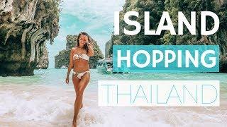 THAILAND ISLAND HOPPING 2019 - Phi Phi Islands, Koh Phangan, Ang Thong Marine Park