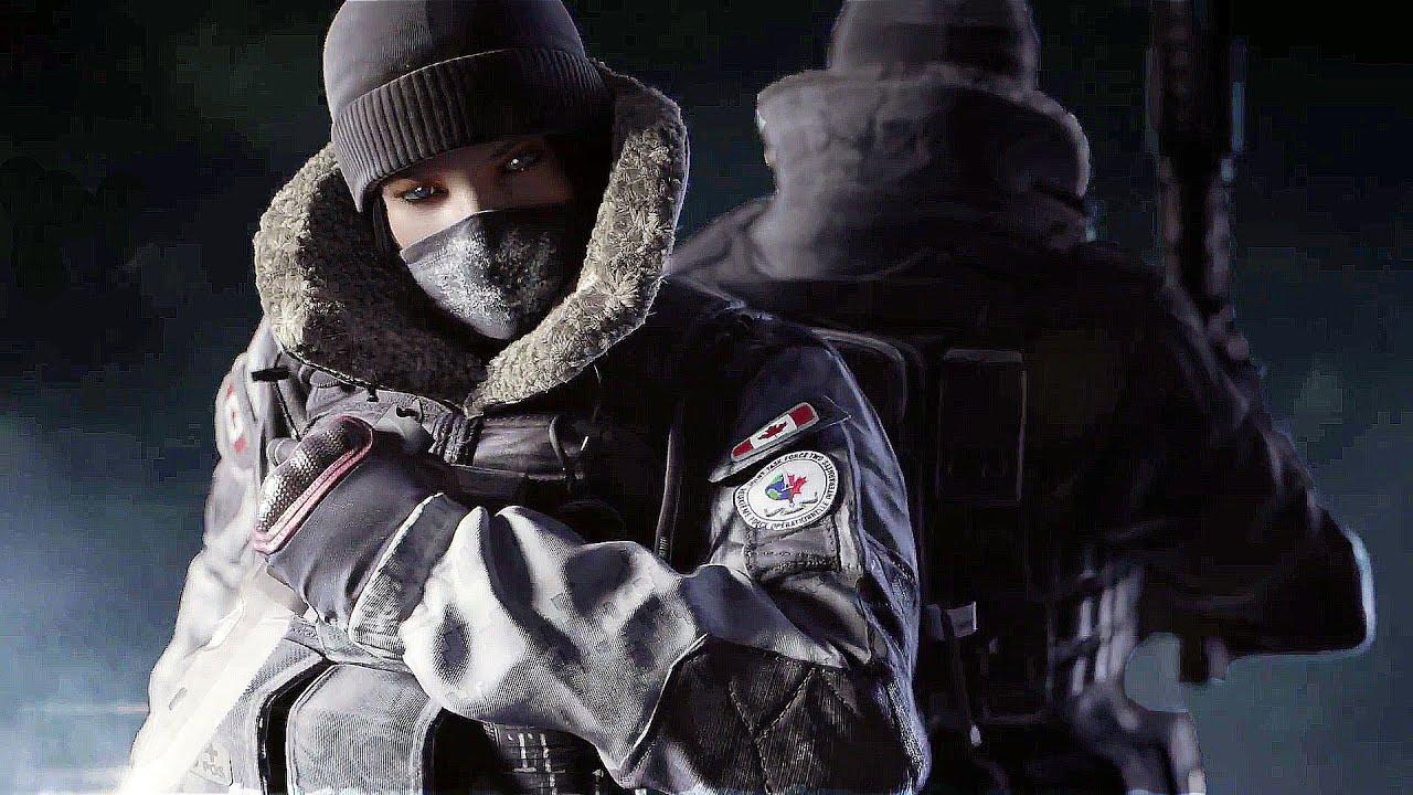 Opération Black Ice Trailer VF