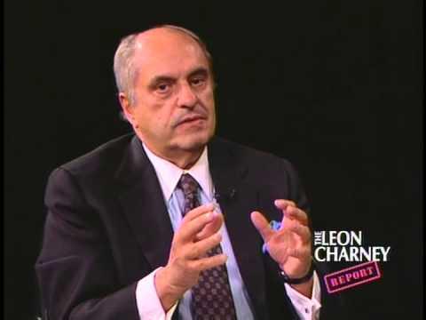 Daniel Mendelsohn and Fred Lazin | Charney Report