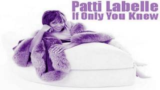 Patti Labelle - If Only You Knew [Chopped & Screwed]