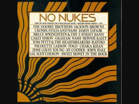 Power - John Hall - No Nukes