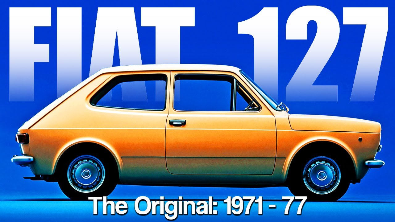 Why The Original Fiat 127 Is A Cool Italian Classic