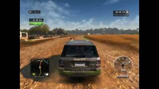 Test Drive Unlimited2 Gameplay pc Part 3 OFF-road License