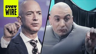 Is Jeff Bezos A Real-life Dr. Evil? | SYFY WIRE