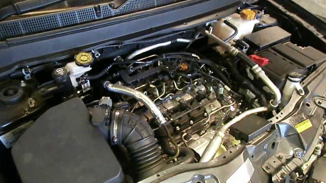 Chevy Fuel Filter Location Silverado Change