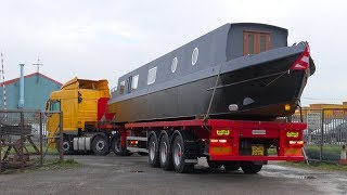 2. Will my new narrowboat float? Maiden voyage on Trent & Mersey Canal