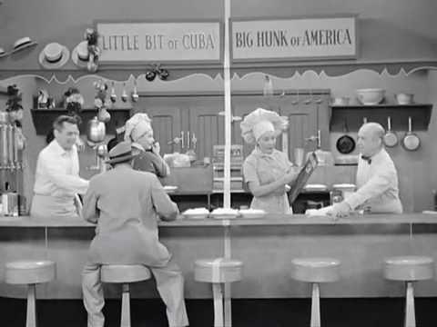 I Love Lucy - Hamburgers - YouTube
