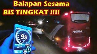 BALAPAN BIS TINGKAT Agra Mas vs Putera Mulya | Mercy 2542 vs Scania K410IB