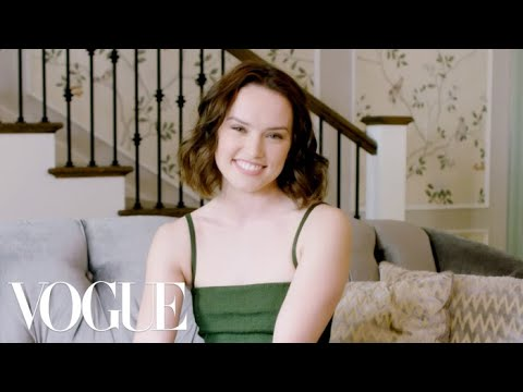 Thumbnail: 73 Questions With Daisy Ridley | Vogue