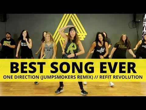 """""""Best Song Ever"""" (Jumpsmokers remix) 